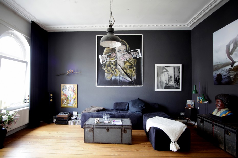Wohntrends: Apartment, Bent Angelo Jensen Freunde von Freunden Bent Angelo Jensen 3552 930x620