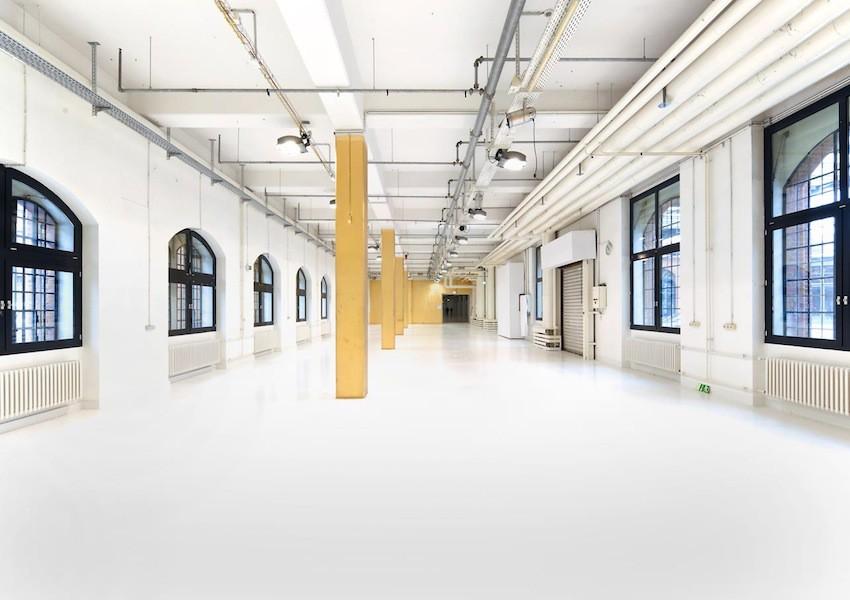 Qubique, Möbelmesse der neuen Generation Qubique station berlin halle