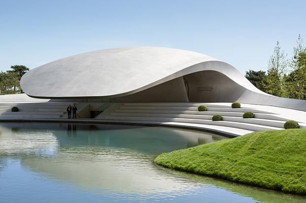 Trend&Lifestyle: Porsche Pavillon, Autostadt Wolfsburg Porsche Pavillon Autostadt Wolfsburg