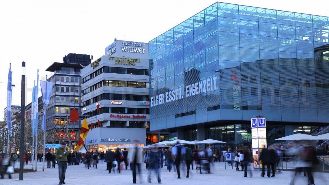 Design Stuttgart: die besten Shoppingtipps  Sttutgart shopping