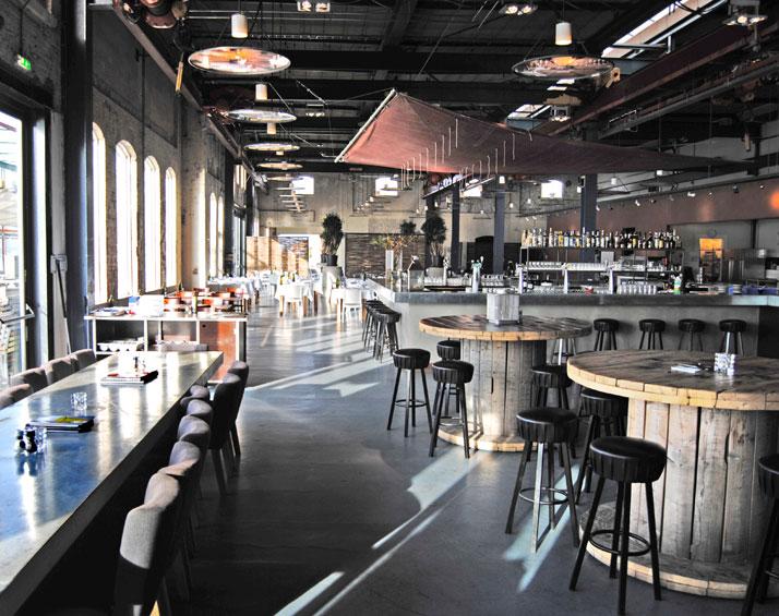 Wohntrends: Das Stork Restaurant in Amsterdam stork3 st