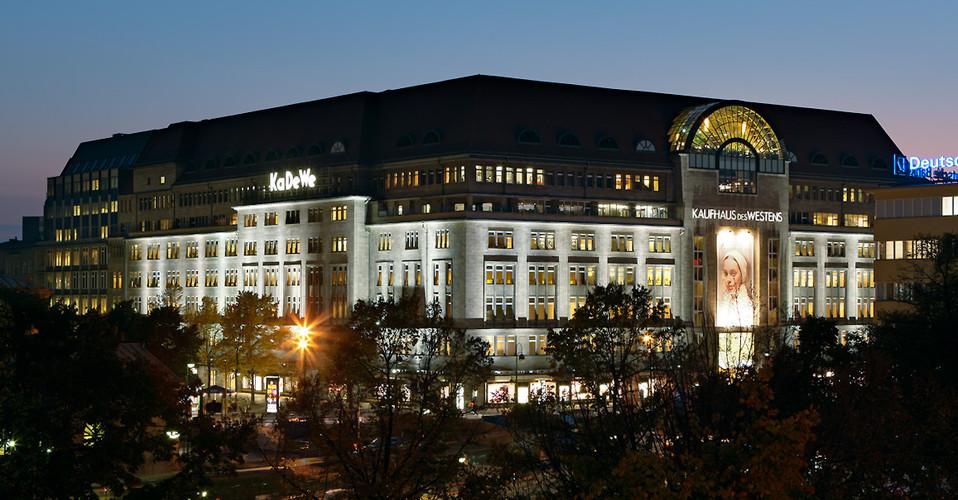 KaDeWe in Berlin: wo Luxus das Leitmotiv ist 2 KaDeWe