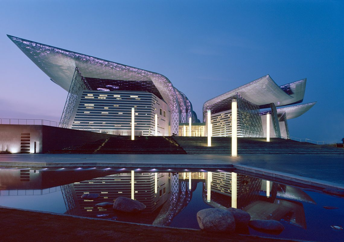 wuxi_grand_theatre_pes-architects-1  Wuxi Grand Theatre von PES-Architects wuxi grand theatre pes architects 11