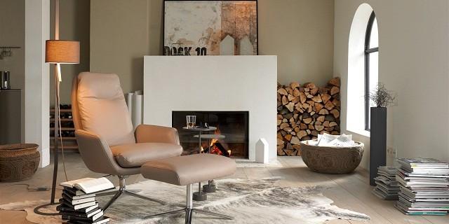 """""""Sessel: ein Möbel für eine Person und dient dem bequemen Sitzen. Machen Sie es sich bequem mit Menge Sessel von romantisch über urban bis zu klassisch sein.""""  Dekoideen fürs Wohnzimmer: gemütliche Sessel cor marke wohn designtrend e1362051880244"""