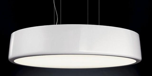 """""""Stylische und schöne Hängeleuchten, dass aus Aluminium gemacht sind. Ideale für eine moderne und vintage Dekoration.""""  Leuchtendesign: zeitgenössische Hängeleuchten aus Aluminium tobias grau ercole pendelleuchte marke Wohn DesignTrend e1361299436621"""