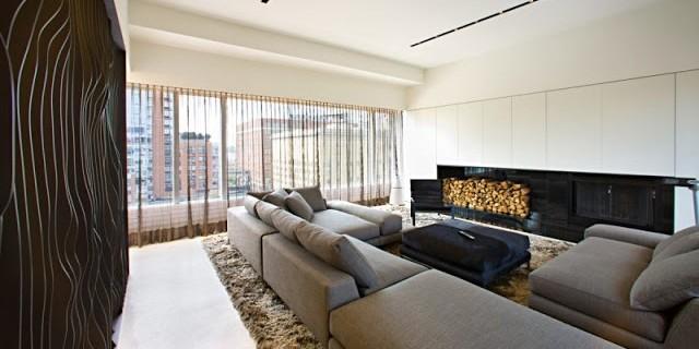 """""""Ein luxuriöse Penthouse auf NY von Innocad Architektur - """"PH New York"""". Diese Wohnung ist eine Mischung des Europäischen Designs und Lebensstils von New York.""""  Penthouse auf NY von Innocad Architektur Penthouse NY von Innocad Architektur Luxus und trendige Pl  tze Wohn DesignTrend 02 e1363027491852"""