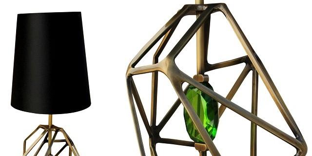 """""""Dekortipps: Moderne, schöne und funktionale Tischleuchten Zuhause von vielen luxuriösen und bekannten Marken.""""  Dekortipps: Moderne und funktionale Tischleuchten Dekortipps Moderne und funktionale Tischleuchten Gem Koket Marke Wohn DesignTrend e1366710057302"""
