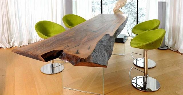 """""""Die Tischmanufaktur Stammdesign ist ein österreichisches Unternehmen, welches großen Wert auf höchste Qualität legt.""""  Stammdesign: Tischmanufaktur und Design der Natur Stammdesign Tischmanufaktur und Design der Natur Marke Wohn DesignTrend 05"""