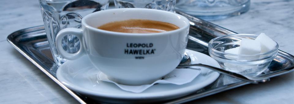 """""""Die Kaffeekultur hat sich seit 1685 in Österreich etabliert und ist aus dem Alltag einfach nicht mehr wegzudenken.  TOP 10 Cafés in Wien cover"""