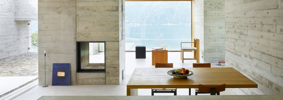 Haus aus Beton von Wespi de Meuron Architekten new concrete house 06 1150x861