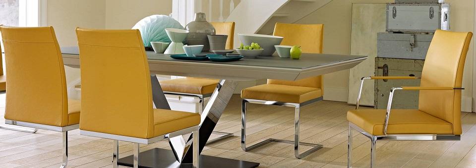 Grosse Esstische für moderne Esszimmer Wohn DesignTrend Esstiche f  r Esszimmer slide