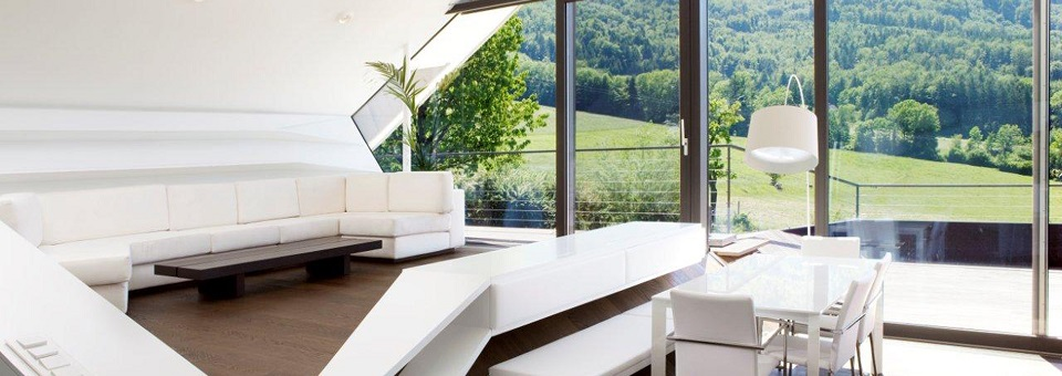 Wohntrends: House H von Smartvoll Architekten ZT KG Wohn DesignTrend Haus H slide