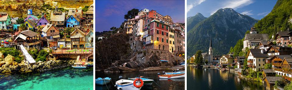 Die schönsten Städte der Welt 3