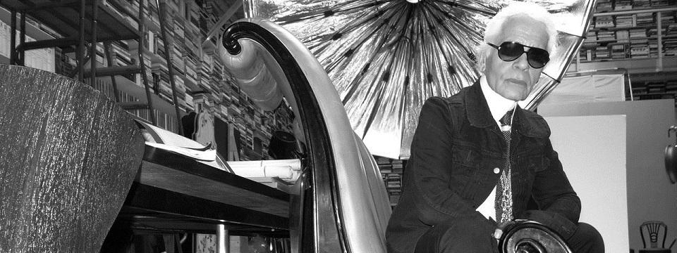 Karl Lagerfeld Frühjahr/Sommer 2014 Kollektion für Chanel Karl Lagerfeld Fr  hjahr Sommer 2014 Kollektion f  r Chanel slide