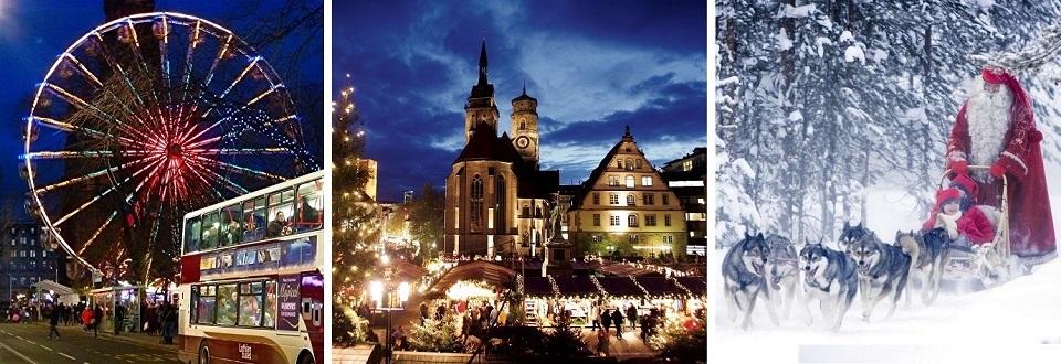 10 Meiste Festliche Weihnachten-Städte 10 Meiste Festliche Weihnachten St  dte slide