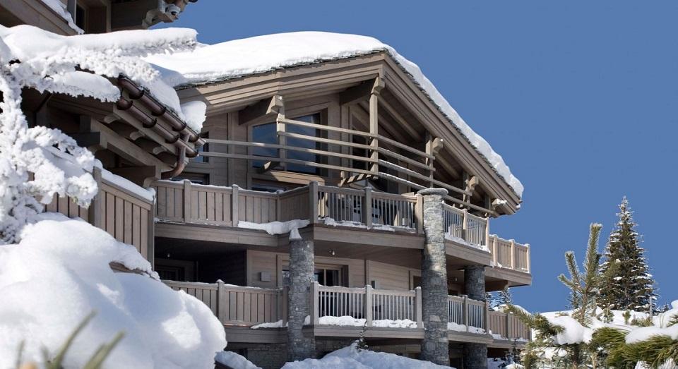 Chalet Panmah: Ein Luxusskichalet in den französischen Alpen Chalet Panmah Ein Luxusskichalet in den franz  sischen Alpen slide