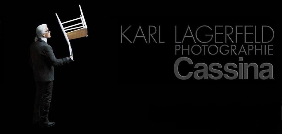 Karl Lagerfeld Fotografie für Cassina Karl Lagerfeld Fotografie f  r Cassina slide
