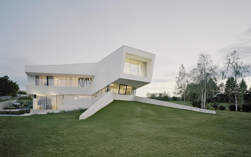 Villa Freundorf von Project A01 Architekten Villa Freundorf von Project A01 Architekten slide