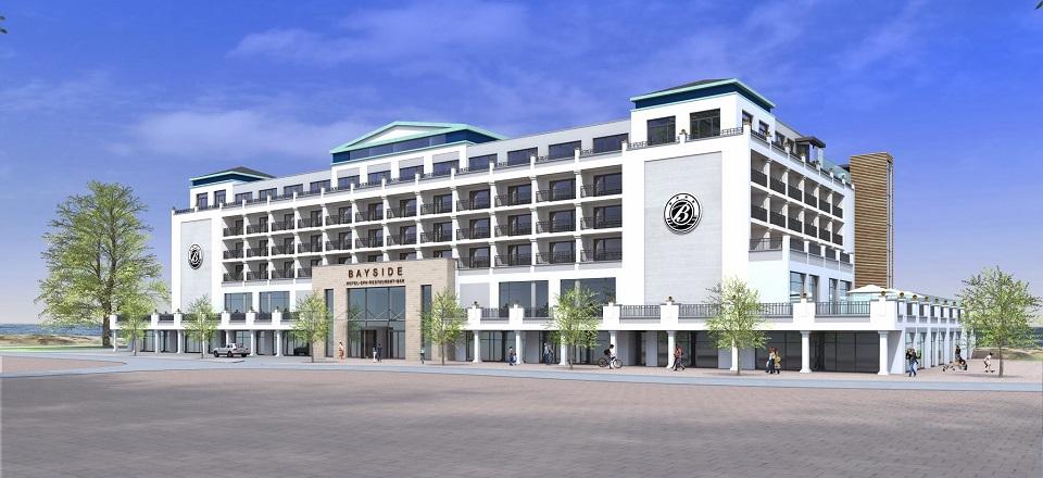 Bayside Hotel: Das neue Designhotel an der Ostsee Bayside Hotel Das neue Designhotel an der Ostsee slide