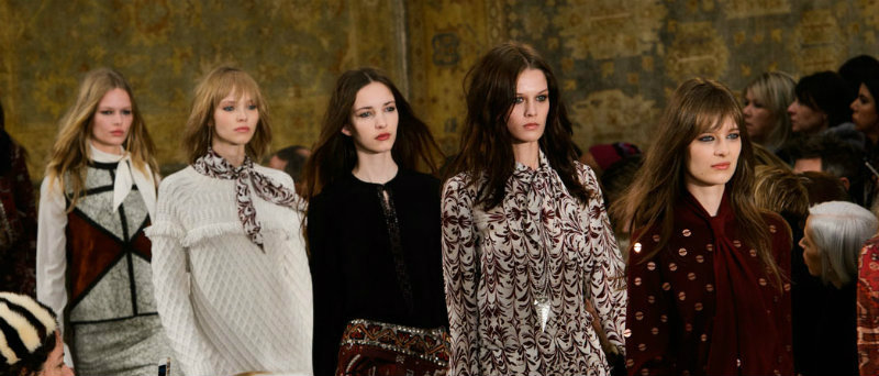 Fashion Week New York mit Tory Burch