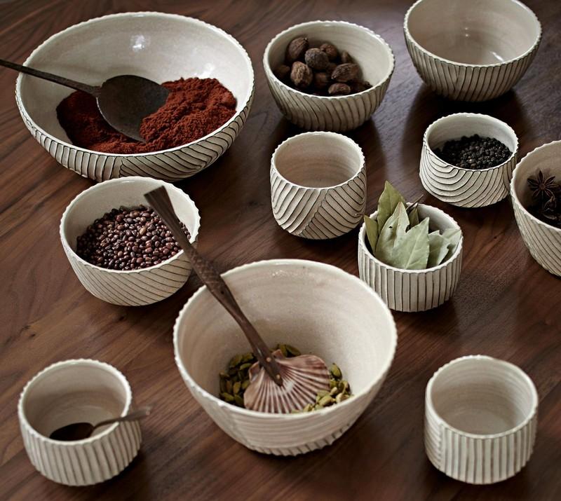 Einrichten in Braun und Rosa 88806 sw20150338 edel zart keramikschale 1