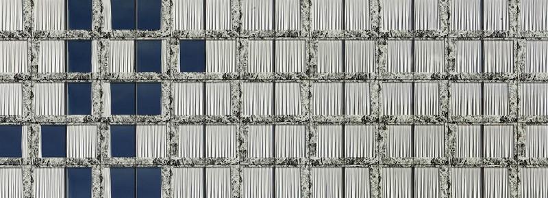 Allianz Gebäude in Zürich von Wiel Arets
