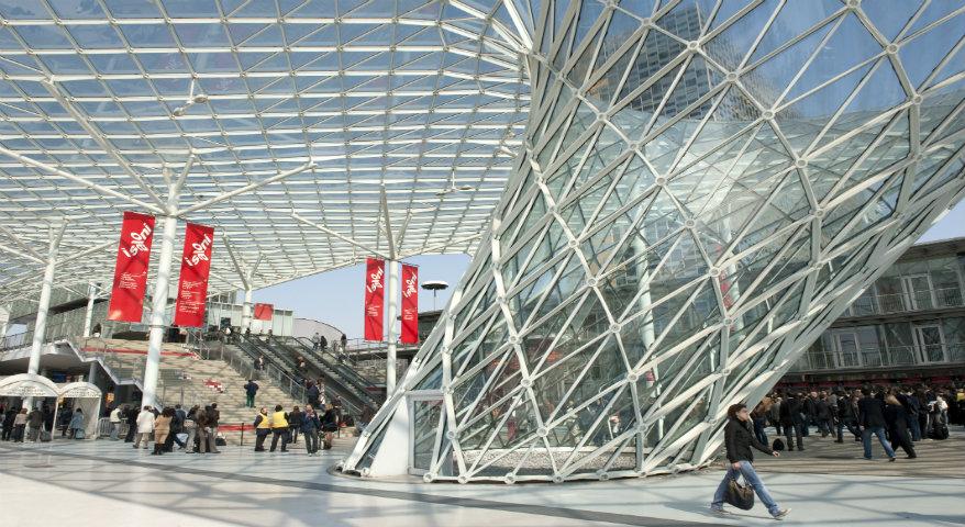 Salone del Mobile Mailand 2016 Partnerschaft zwischen DelightFULL und Duravit. Isaloni 2016 Isaloni 2016: Partnerschaft zwischen DelightFULL und Duravit Salone del Mobile Mailand 2016 Partnerschaft zwischen DelightFULL und Duravit