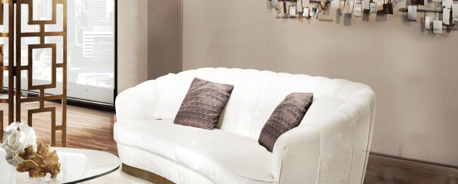 weißen sofa Wie man einen weißen Sofa dekoriert vvvv