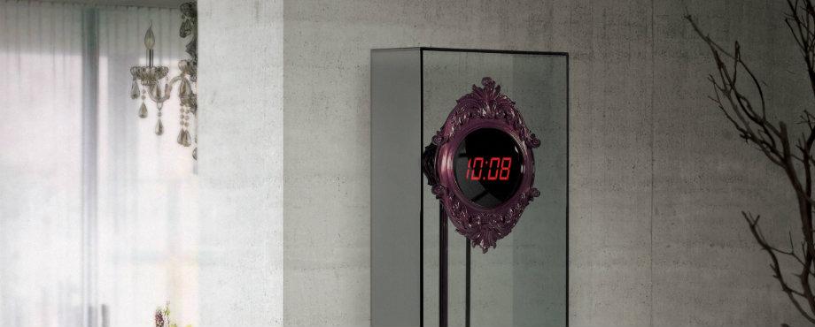 Uhren Einzigartige Uhren für Ihr Wohnzimmer feature 7