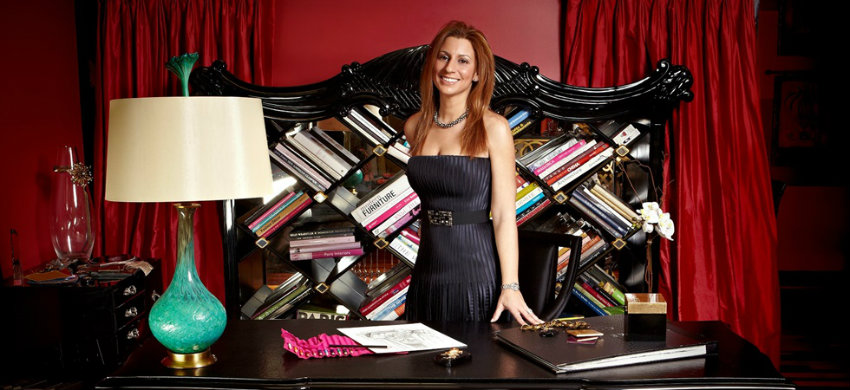 koket EXKLUSIVE INTERVIEW MIT JANET MORAIS, GRÜNDER VON KOKET Janet Office C  pia