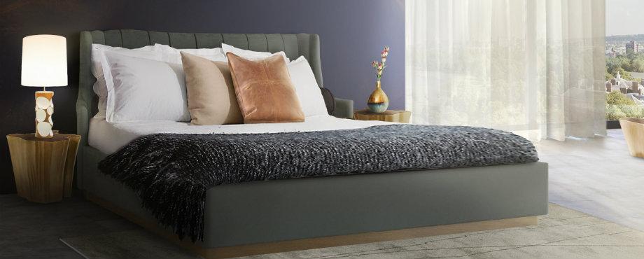 Schlafzimmer Design 10 Luxus-Möbel zu einem modernen Frühling Schlafzimmer Design feature 11