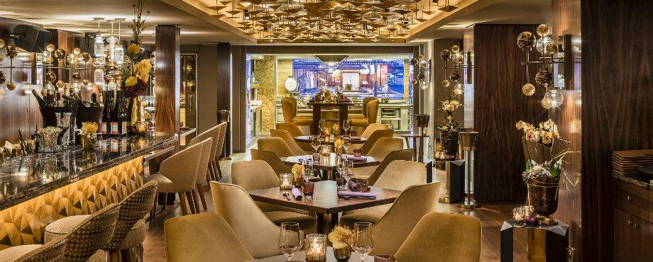 Fairmont Hotel Vier Jahreszeiten NIKKEI NINE -Luxus japanisch Küche im Fairmont Hotel Vier Jahreszeiten feature