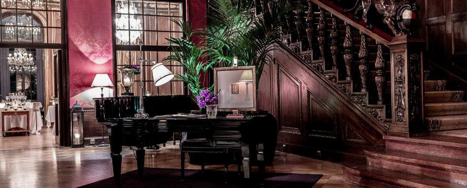 Luxus Hotel Luxus Hotel: Patrick Hellmann Schlosshotel Berlin aa