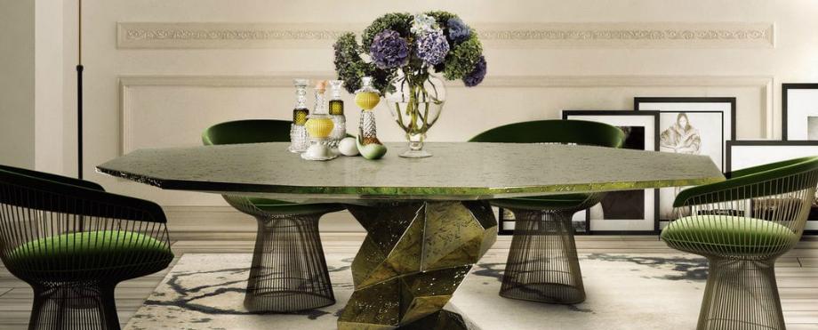 stühle und esstische Die schönsten und luxuriösesten Stühle und Esstische bbb 6