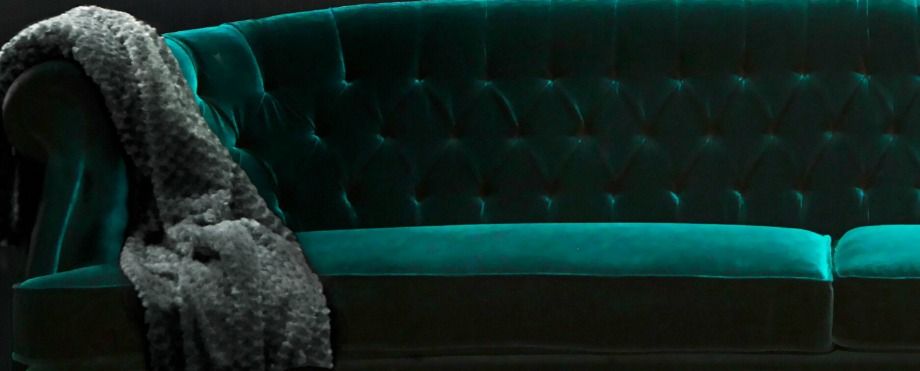 Samt Sofa Ideen 2017 Wohnzimmer Frühling Möbel Trends: 5 Samt Sofa Ideen cck