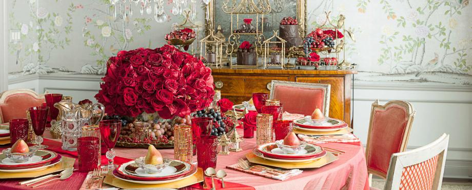 valentinstag Wie Ihr Esszimmer für Valentinstag zu schmücken vday3