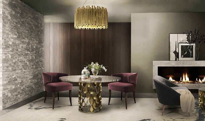 25 erstaunliche Inspirationen Luxus, Möbel, wohndesign, wohnideen, design inspirationen, schöner wohnen, innenarchitektur, inneneinrichtung, wohndesigntrend, teuer,dekorationsideen Esszimmer 25 erstaunliche Esszimmer Inspirationen brabbu koidiningtable