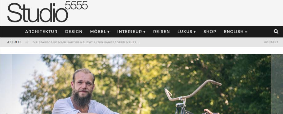5 Innenarchitektur deutschsprachigen Blogs