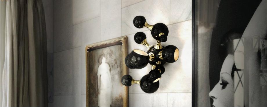 Einrichtungsideen: atemberaubende Wandleuchter zum einzigartige Dekor
