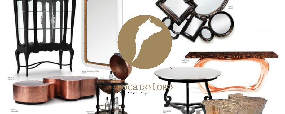 Entdecken Sie die markante Produktdesign Kollektion von Boca do Lobo