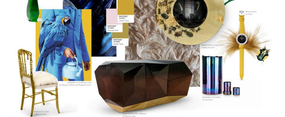 pantone 2017 Pantone 2017: Farbbericht für Haus-Dekor featyre