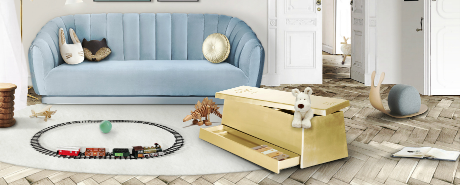 5 luxuriösen Tipps für Kinderzimmer Dekoration Kinderzimmer Dekoration 5 luxuriösen Tipps für Kinderzimmer Dekoration gold box ambience circu magical furniture 01 capa