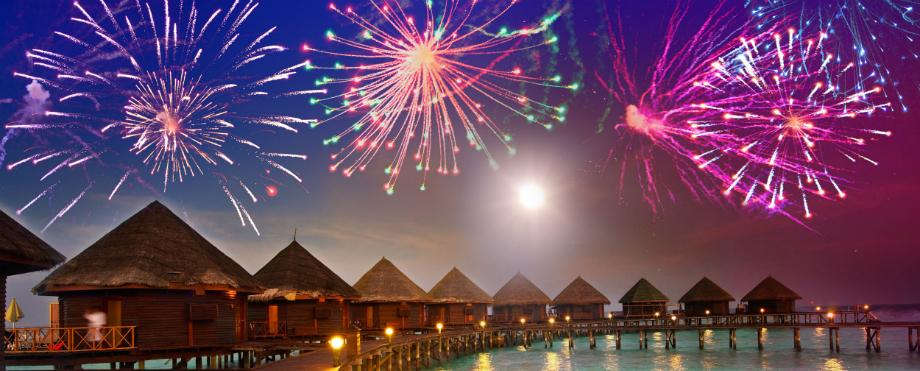 Exotische Luxus Plätze für ein frohes Neues Jahr frohes Neues Jahr Exotische Luxus Plätze für ein frohes Neues Jahr maldives1