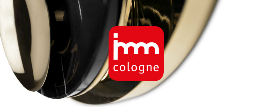 wandleuchten Entdecken Sie 3 Limited Edition Wandleuchten in IMM Köln 2018 feautre