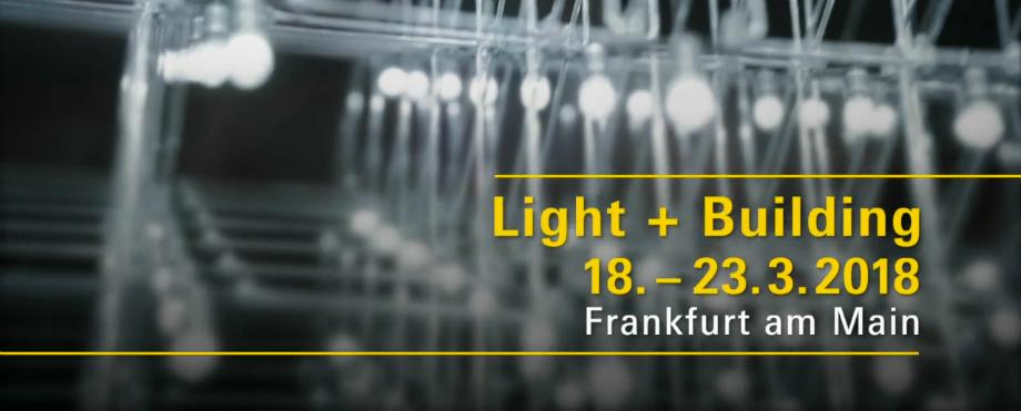 Frankfurt muss vorbereitet sein: Light & Building ist fast schon da light + building Frankfurt muss vorbereitet sein: Light + Building ist fast schon da 720p