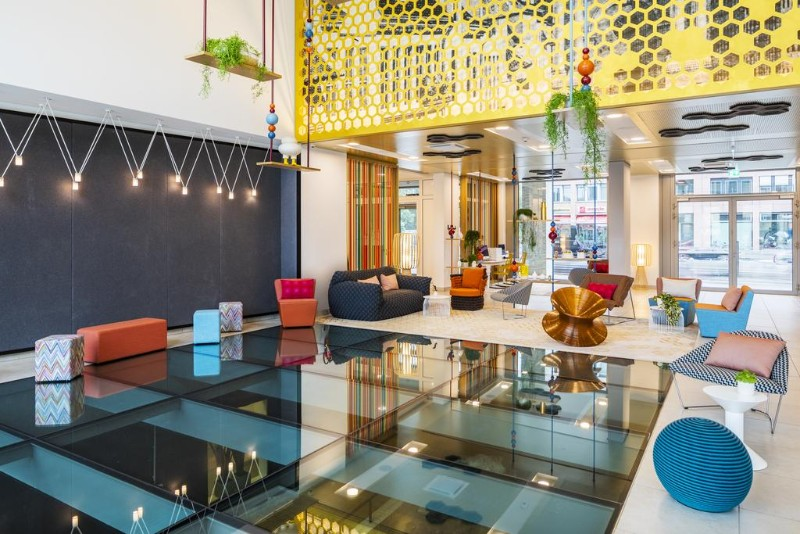 Entdecken Sie die besten Hotel Interior Design Projekte von Joi Design! joi design Entdecken Sie die besten Hotel Interior Design Projekte von Joi Design! Joi Design Beste Hotel Interior Design Projekte Capri by Fraser Berlin 01