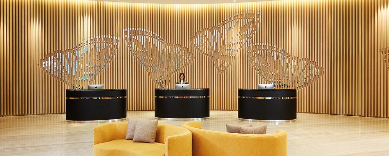 Entdecken Sie die besten Hotel Interior Design Projekte von Joi Design! joi design Entdecken Sie die besten Hotel Interior Design Projekte von Joi Design! Joi Design Beste Hotel Interior Design Projekte Capri by Fraser Berlin 03