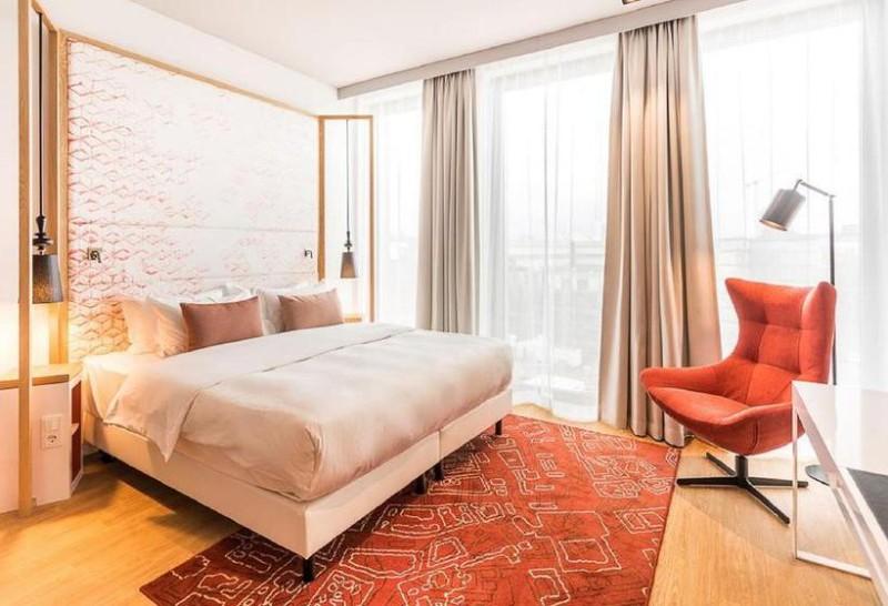 Entdecken Sie die besten Hotel Interior Design Projekte von Joi Design! joi design Entdecken Sie die besten Hotel Interior Design Projekte von Joi Design! Joi Design Beste Hotel Interior Design Projekte Capri by Fraser Berlin 04