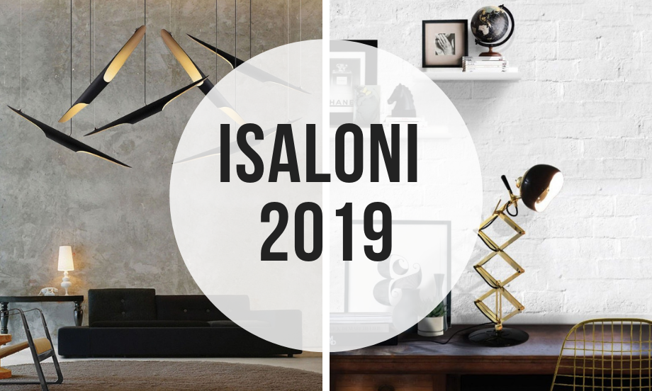 Mid Century Tisch- und Pendelleuchten, die iSaloni 2019 erleuchten werden!