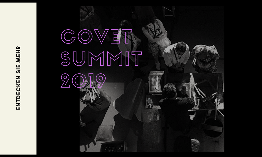 covet summit Der Covet Summit 2019 ist in diesem Monat! foto capa wdt 1